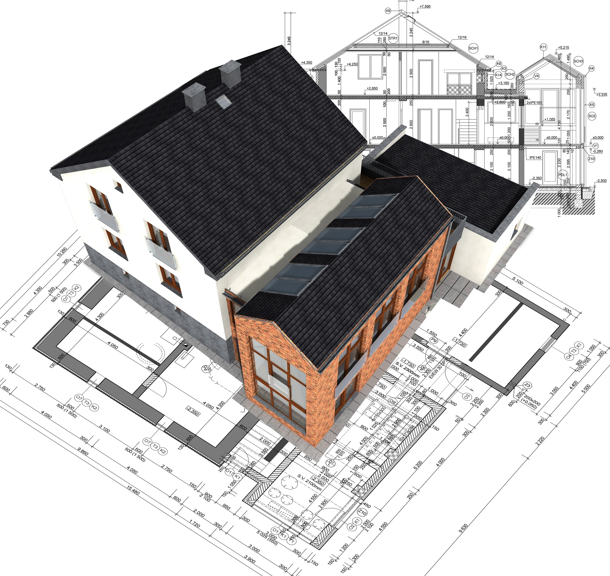 Dokumentacja_techniczna_projekt_domu