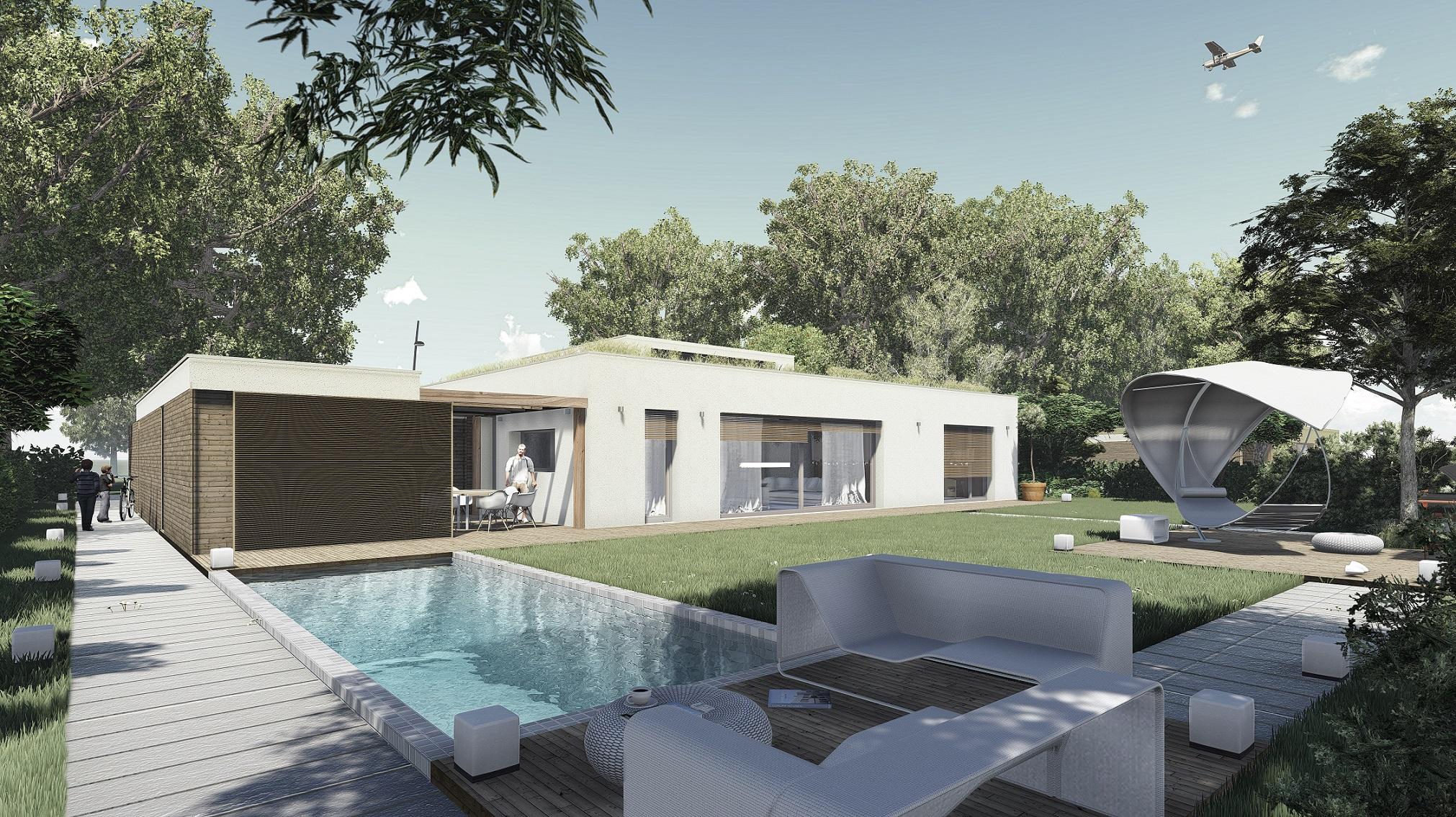 Das Haus II-projekt domu Domy Czystej Energii1