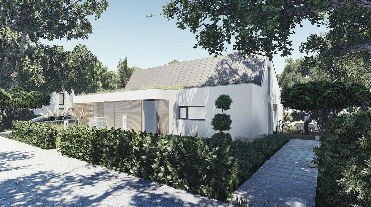Das Haus I_projekt domu Domy Czystej Energii1